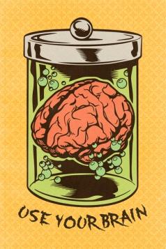 foloseste creierul