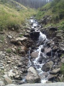 cascada transalpina