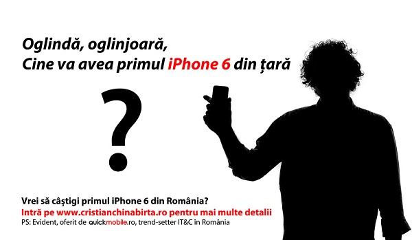 iphone 6 romania