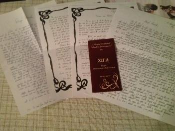 scrisori