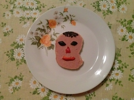 model sandvici