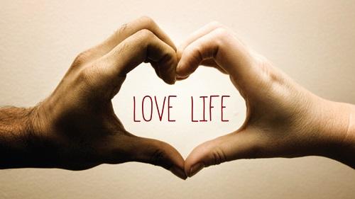 iubesc viata
